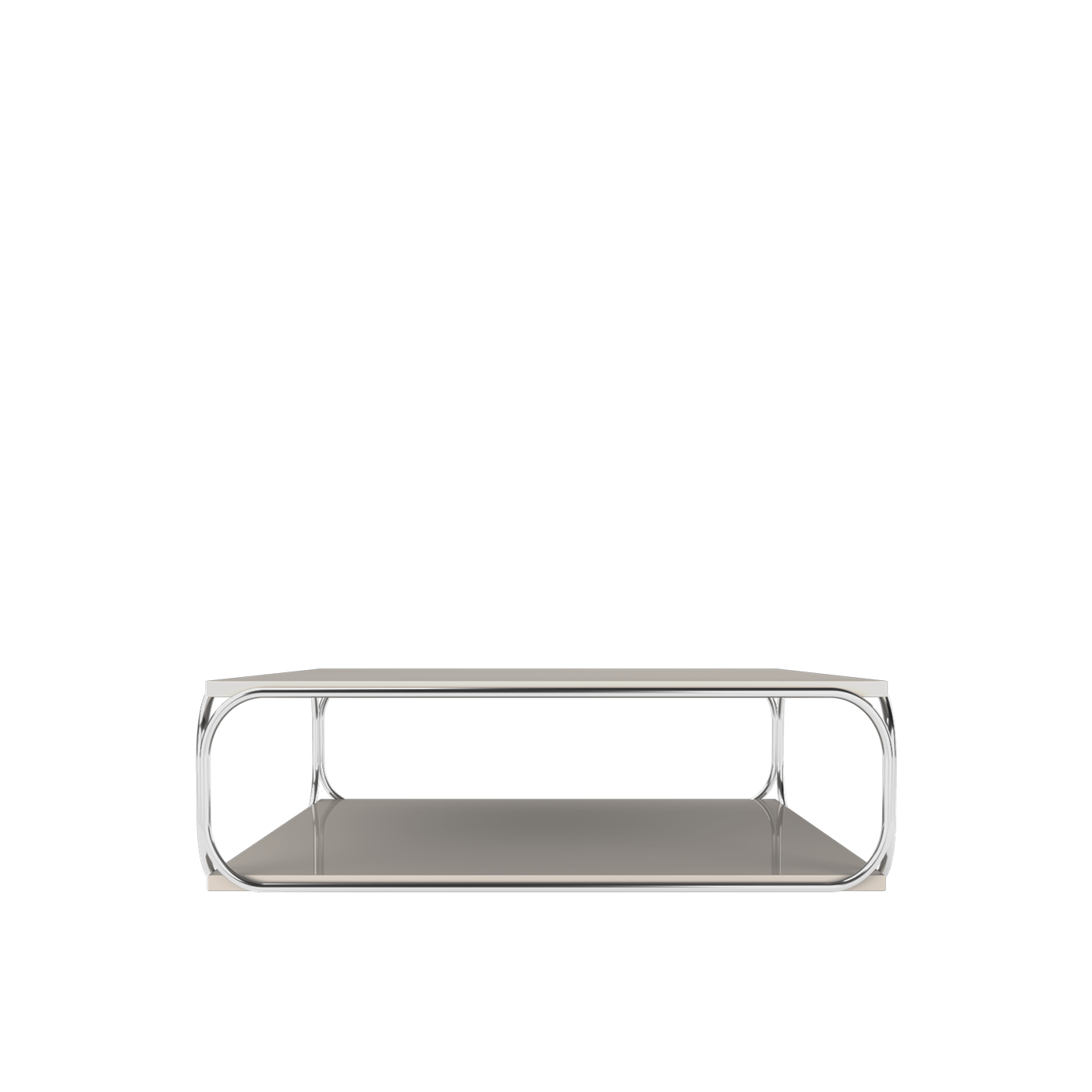 Gilv double coffee table