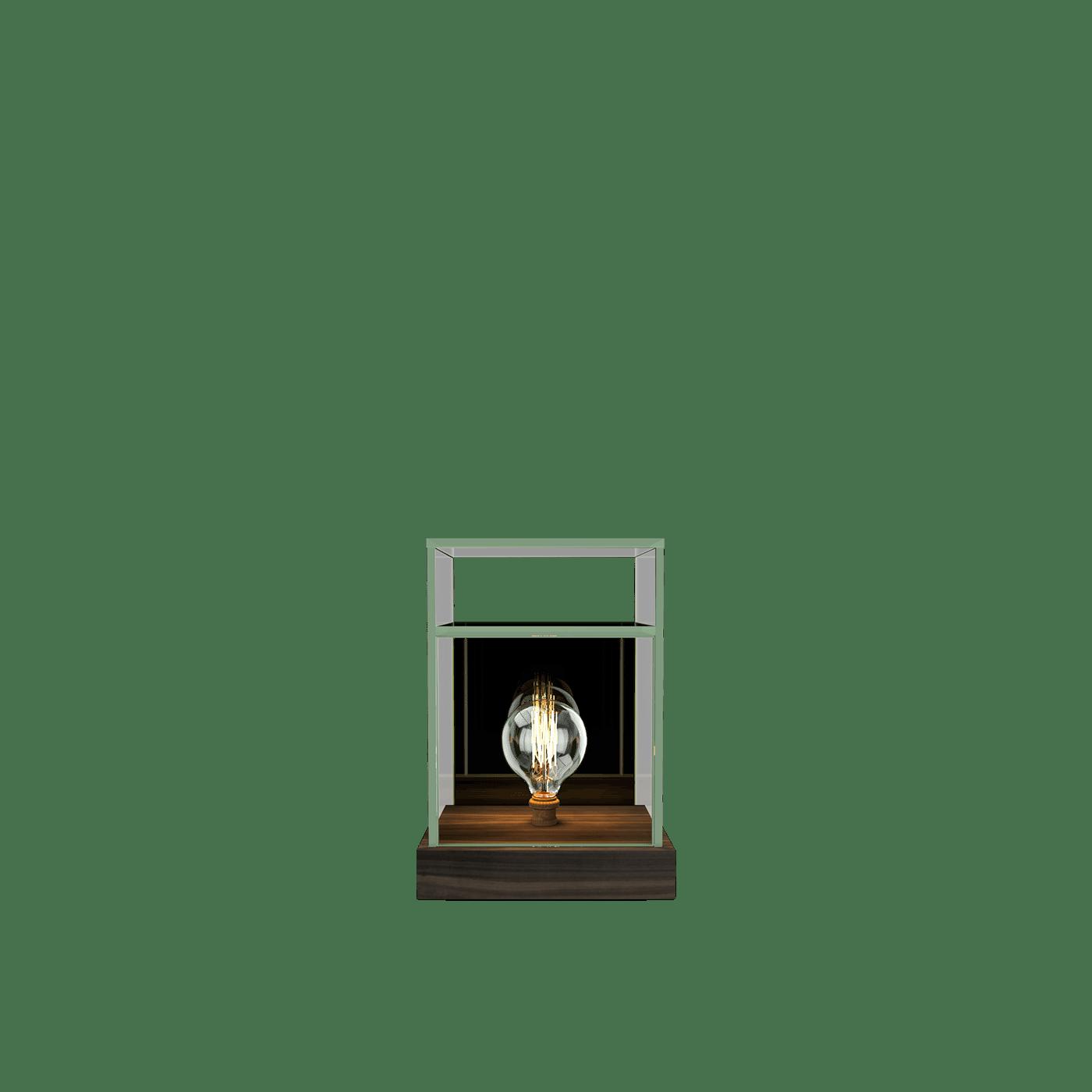 Mesa de apoio Ellender Glass