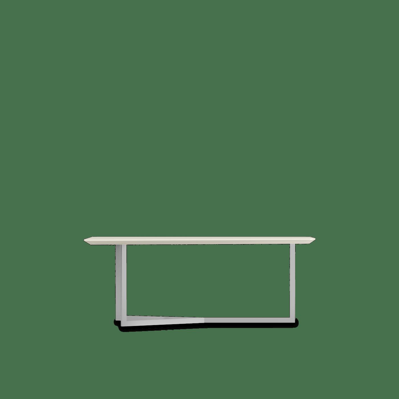Mesa de centro alta Evany