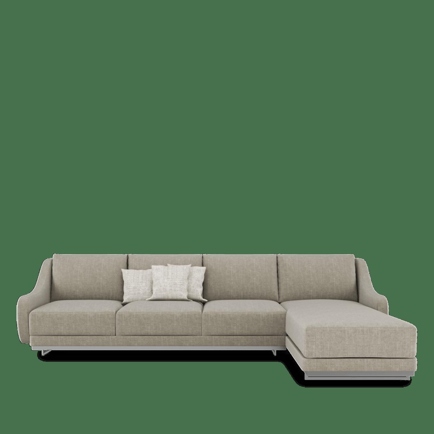 Chaise sofá + Sofá Sparks M3