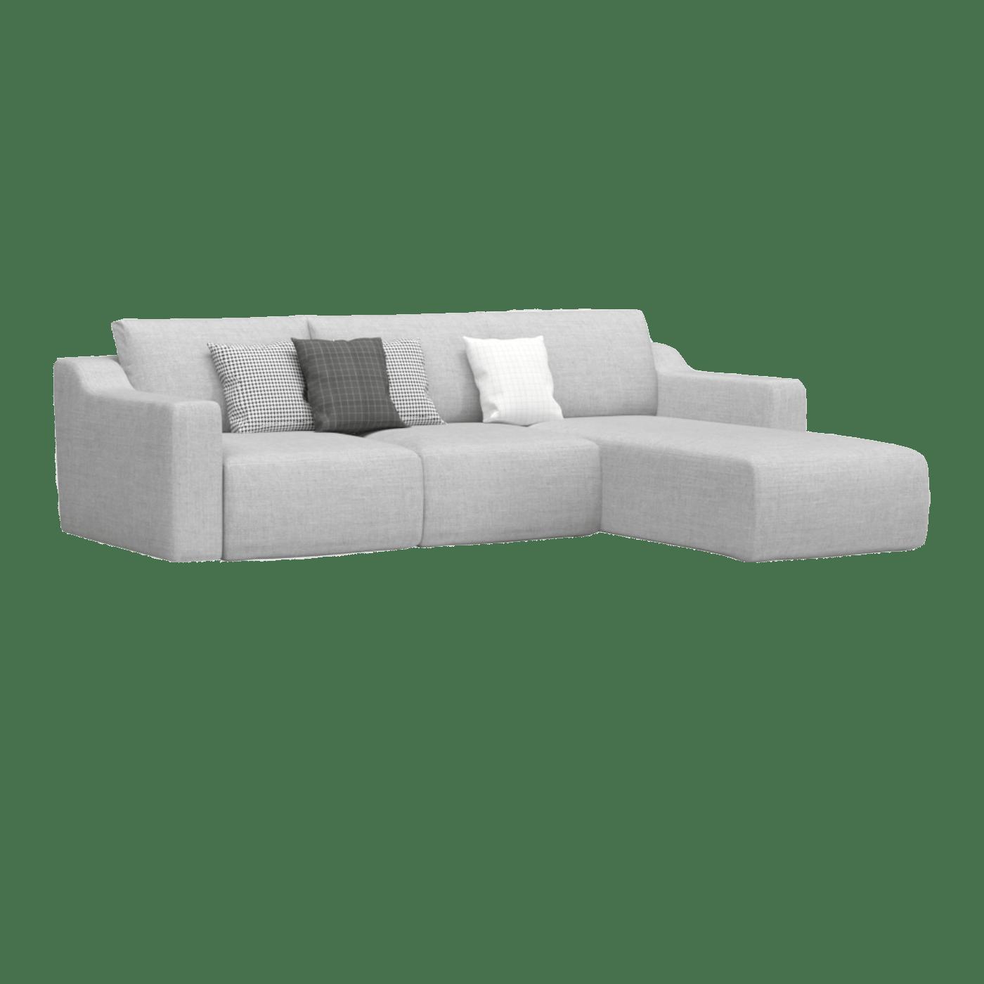 Sofá Ellender 2 lugares + Chaise