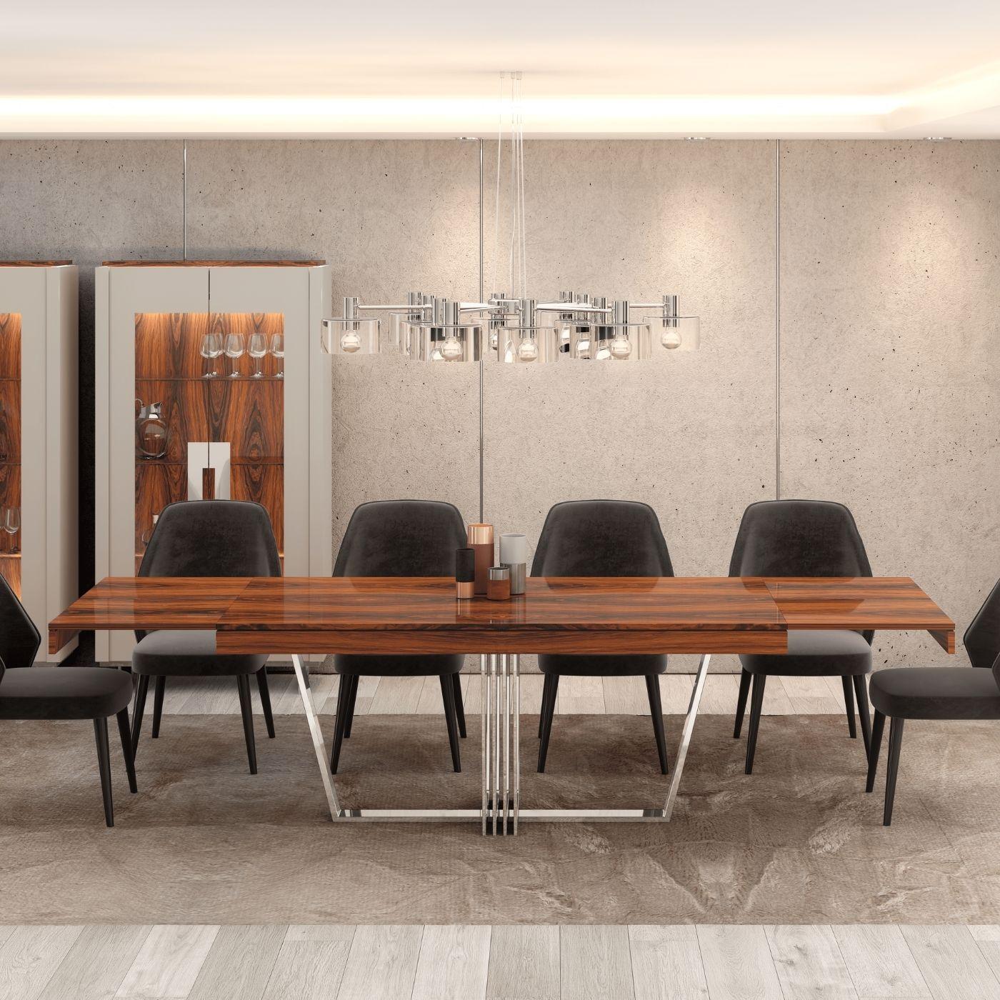 Mesa de jantar Shiver 1800
