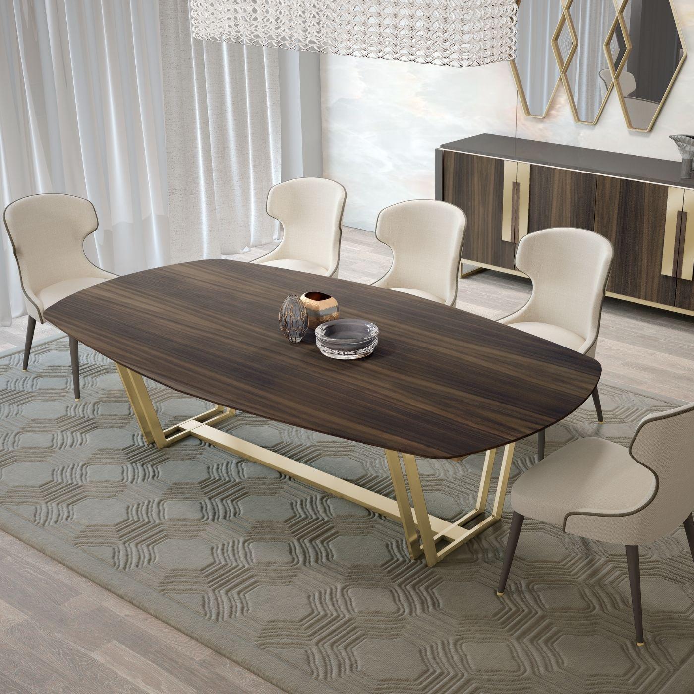 Mesa de jantar Cartye 2700
