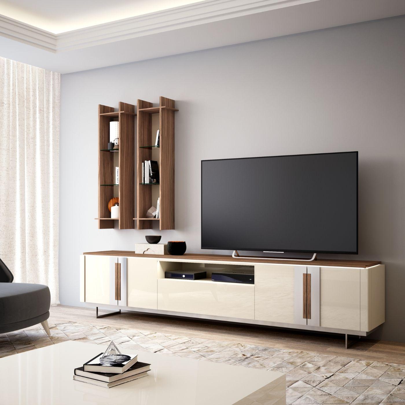 Base TV Cartye 1800