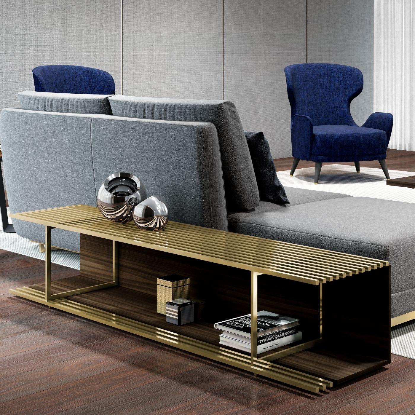 Base Cartye de apoio a sofá
