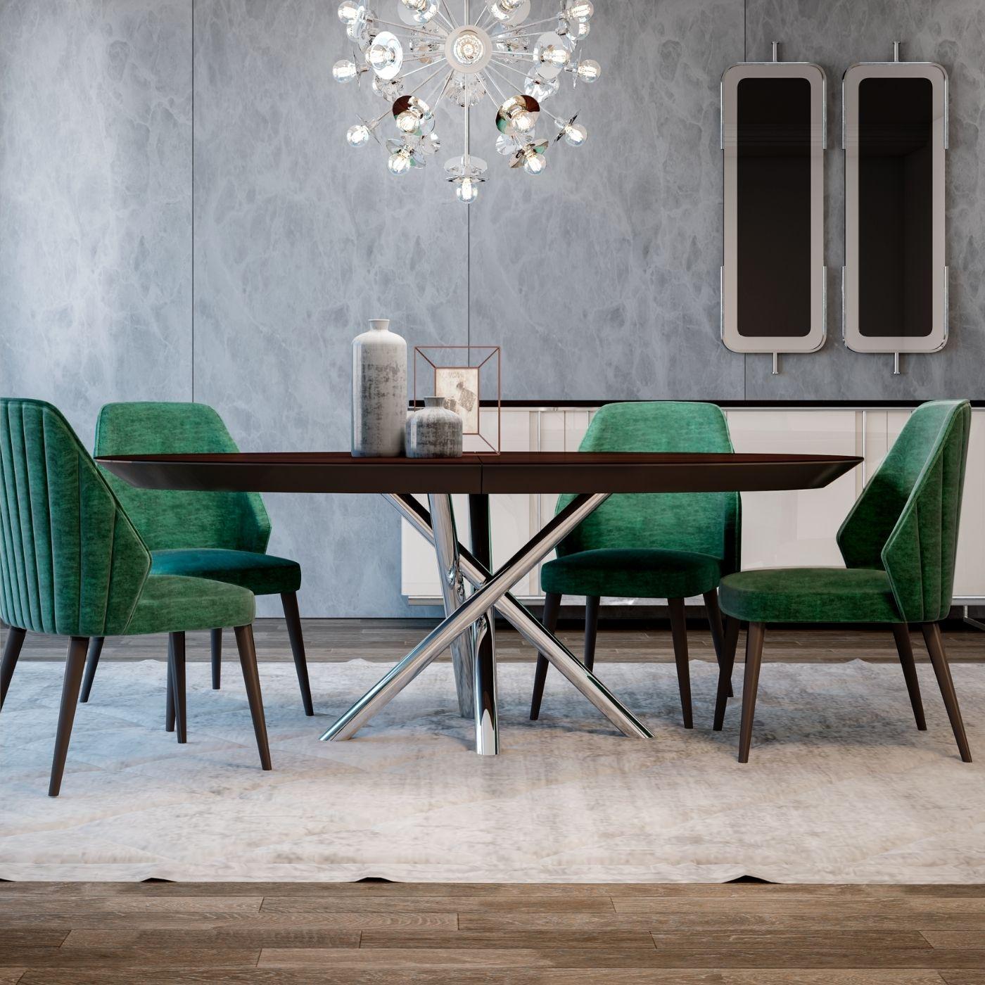 Mesa de jantar cartye