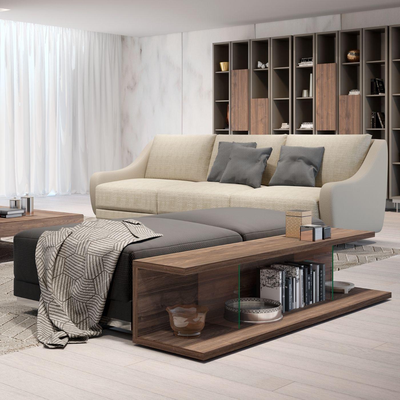 Base de apoio a sofá