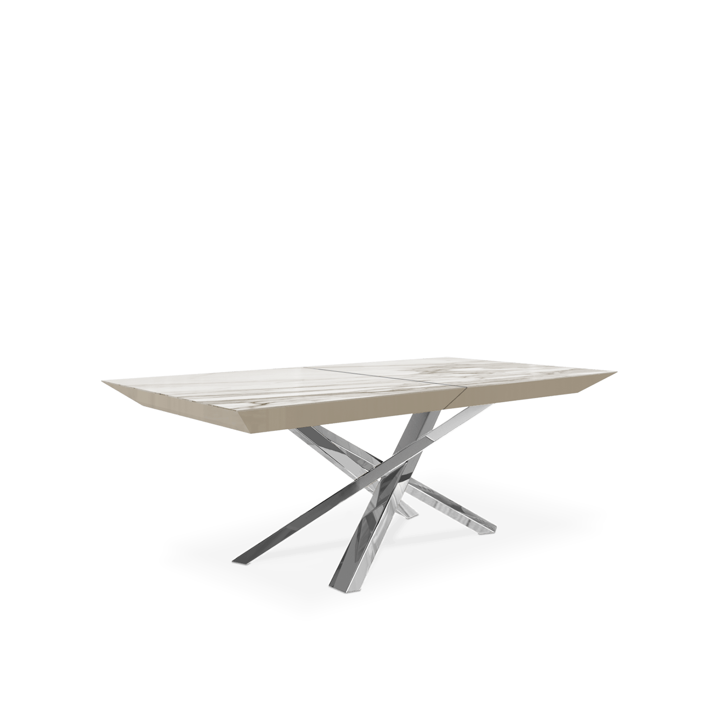 Gery dining Table