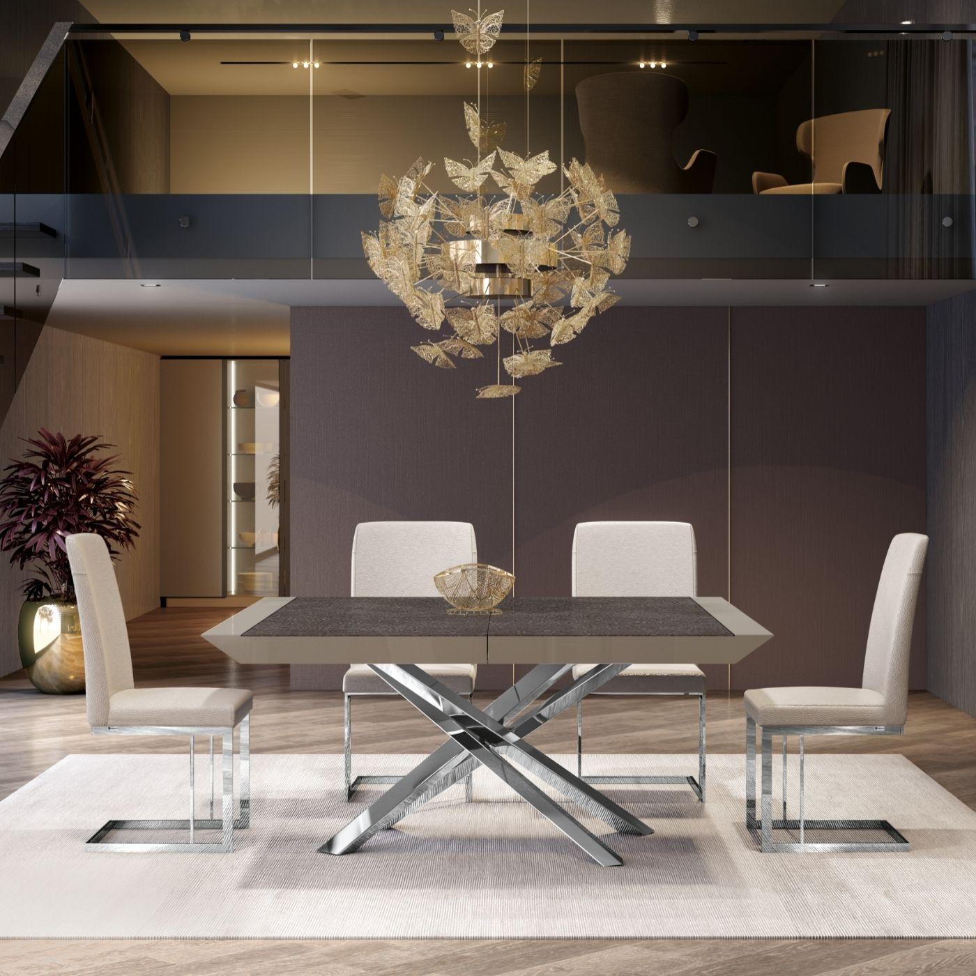 Mesa de jantar Gery 1400