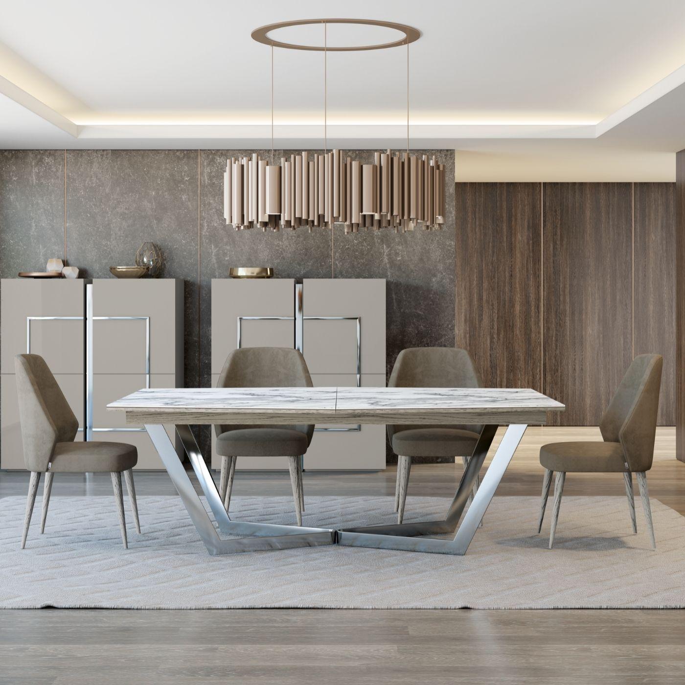 Mesa de jantar Adria