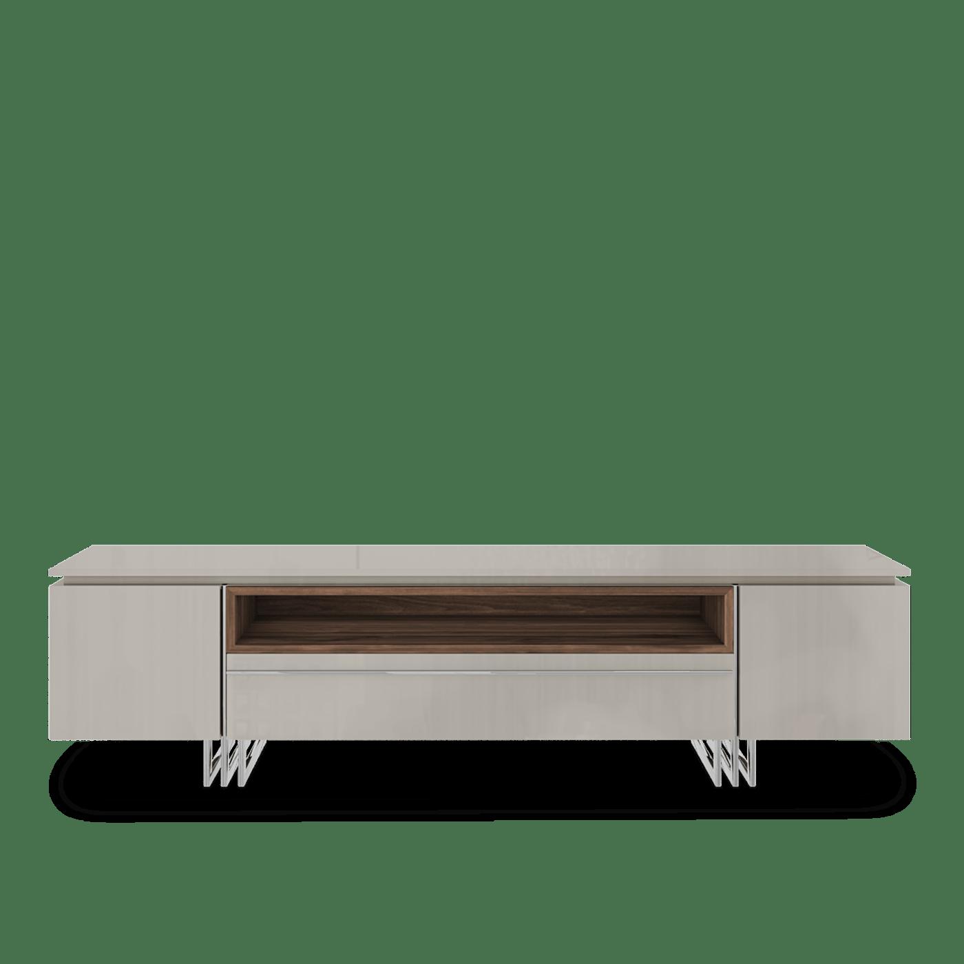 TV Furniture inox feet
