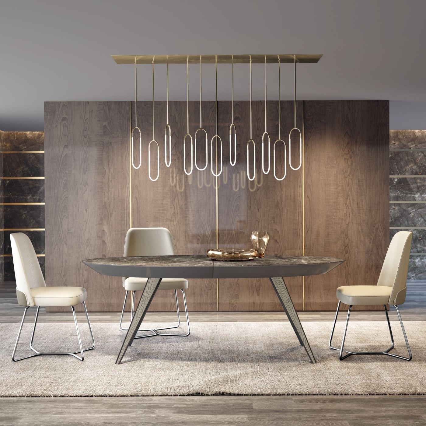 Mesa de jantar Harpe