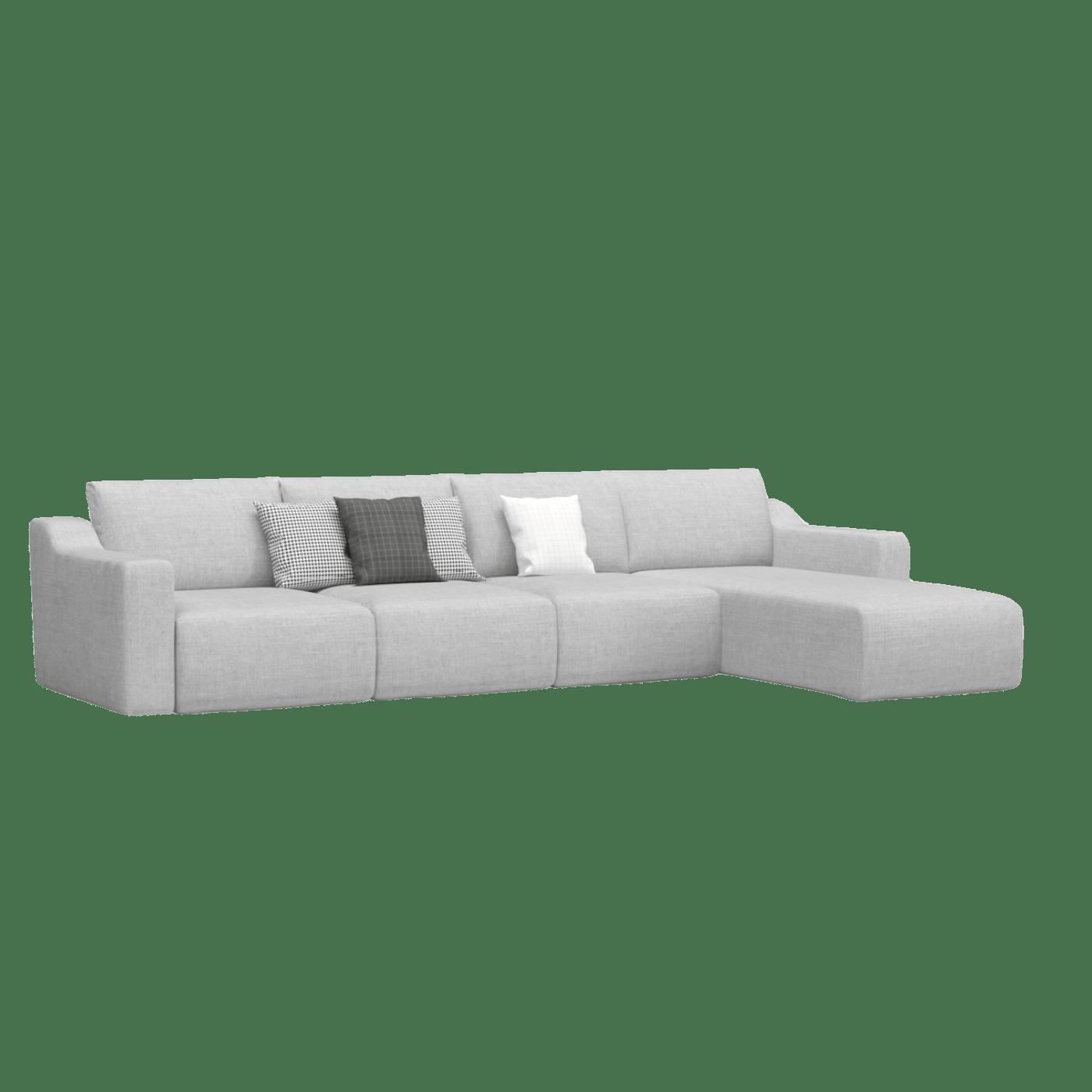 Ellender 3 seater sofa + Chaise