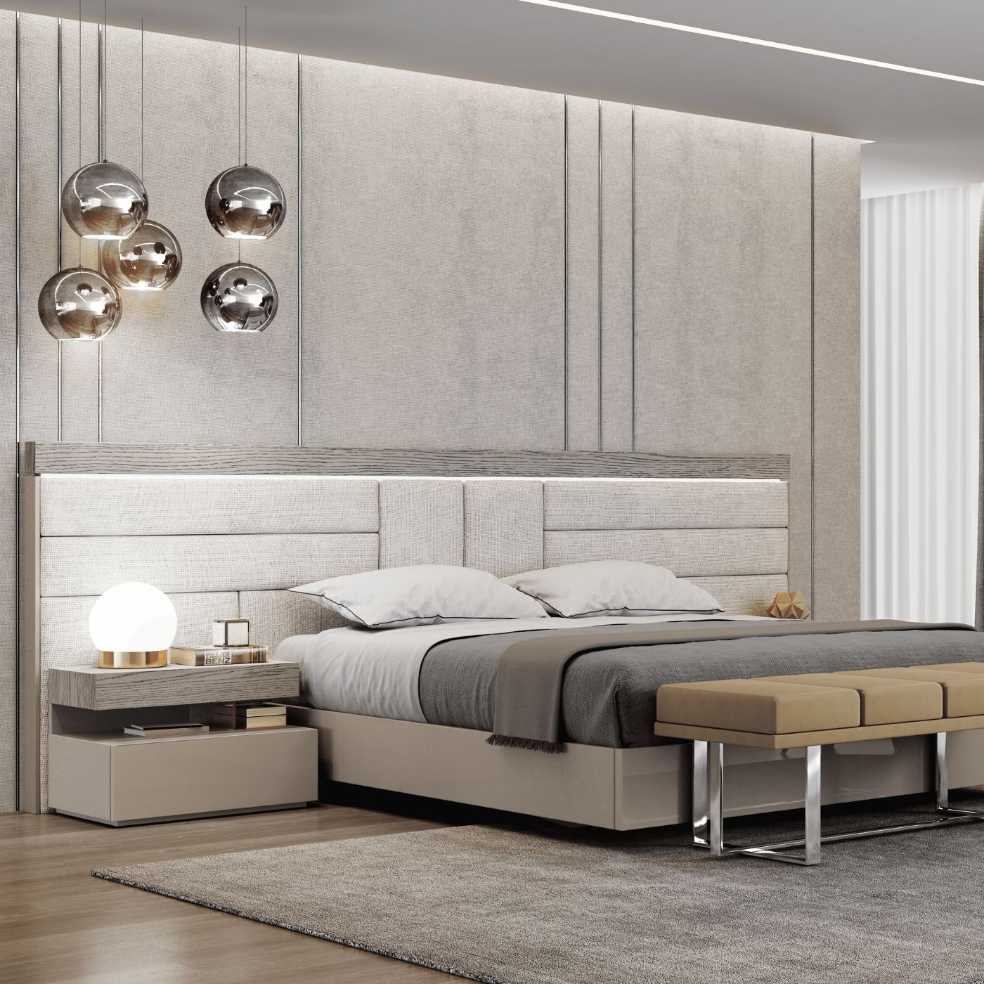 Opala Bed