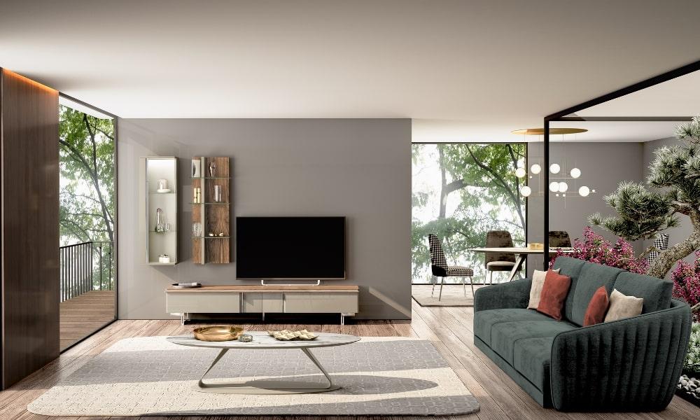 cartye II living room