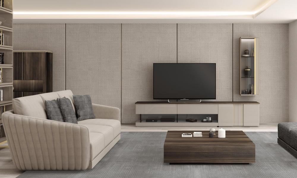 sala de estar cartye