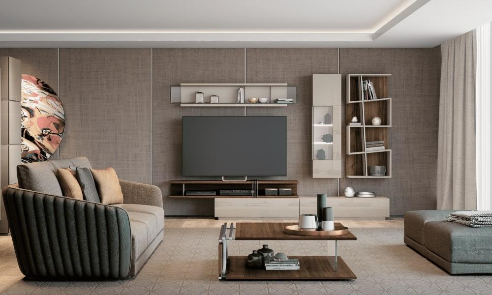 holf living room