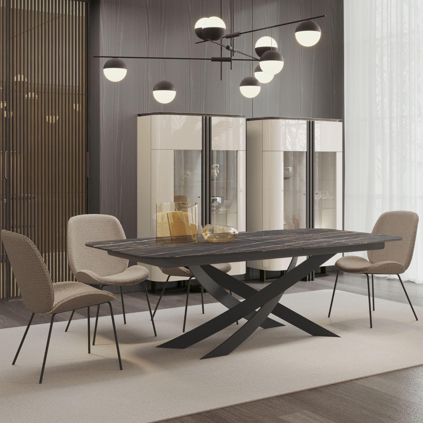 Mesa de jantar Arc