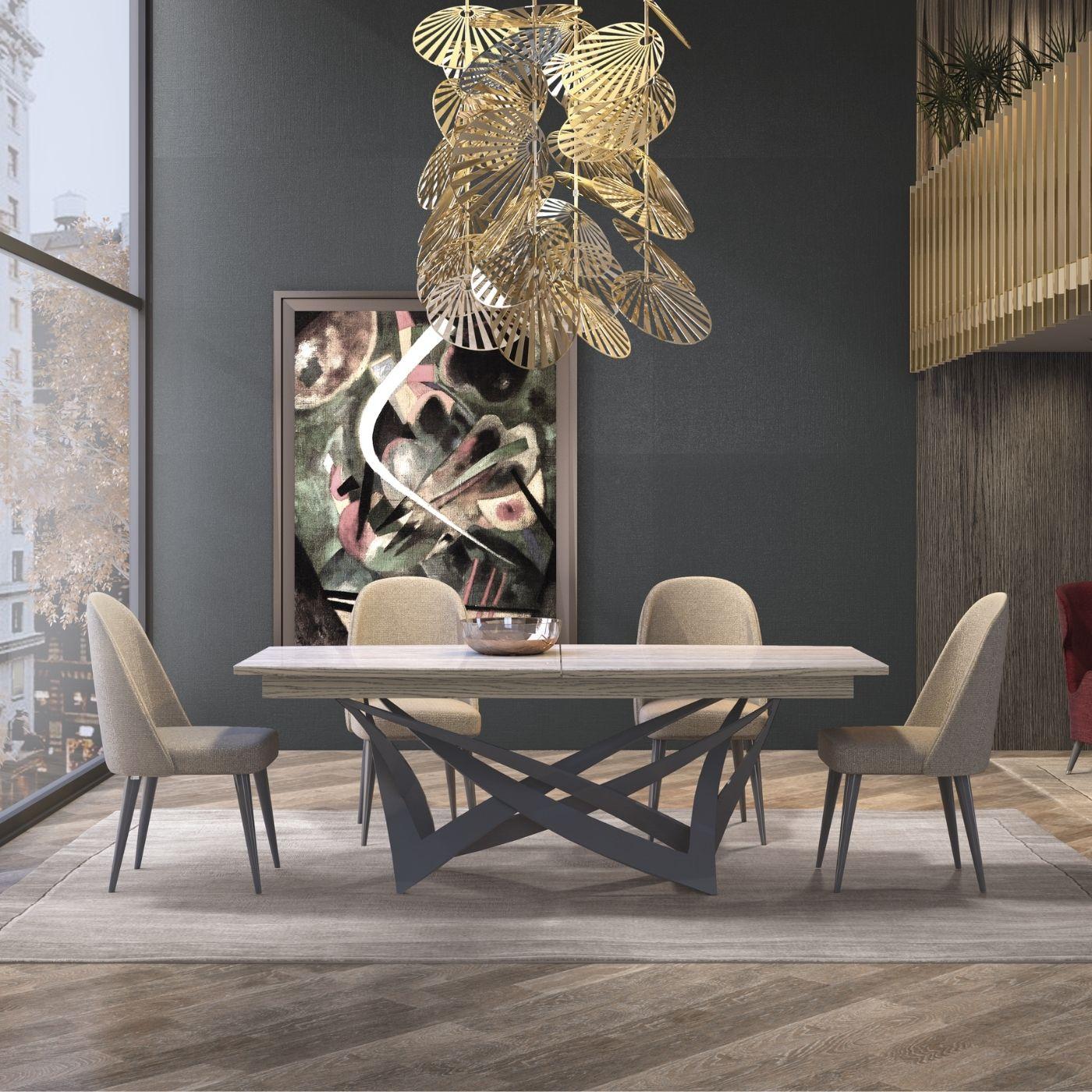 Mesa de jantar Vega