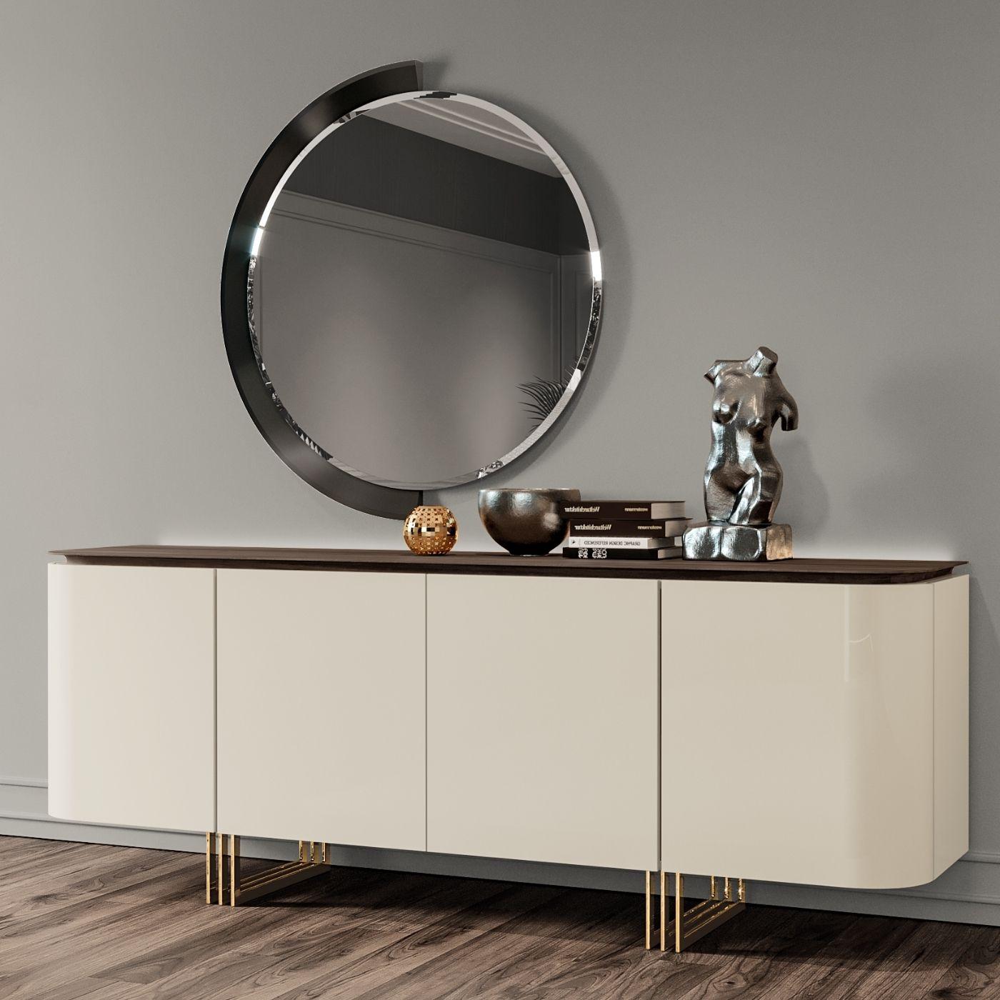 Espelho de parede New York
