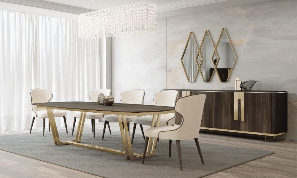 cartye dining room
