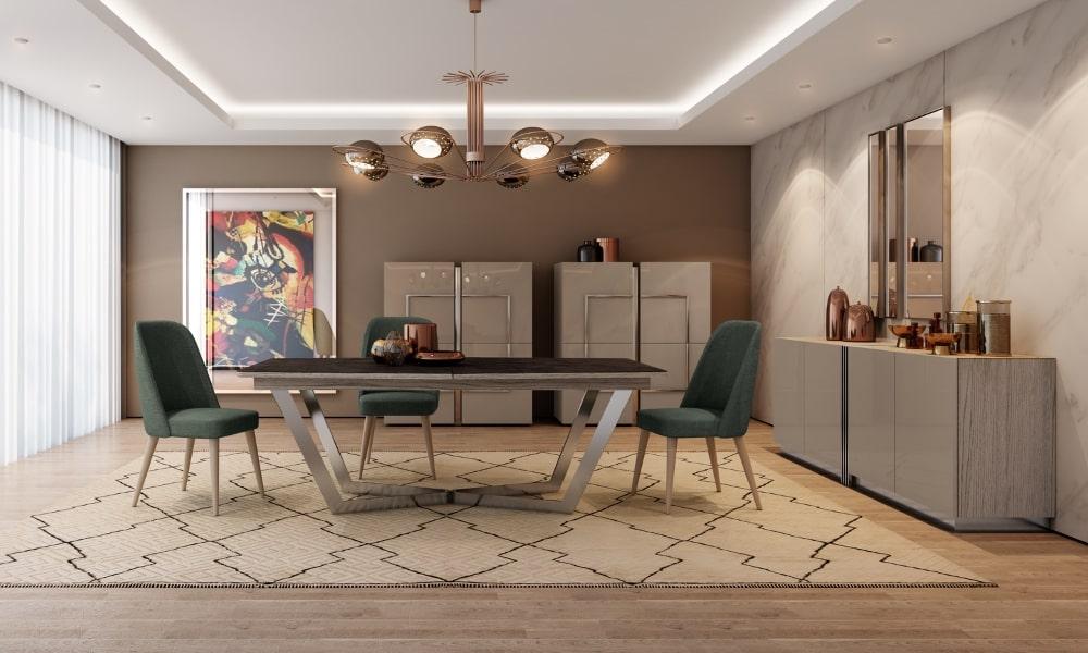holf dining room