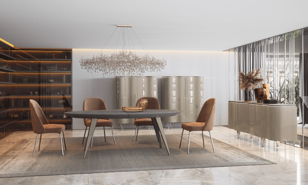 moving dining room