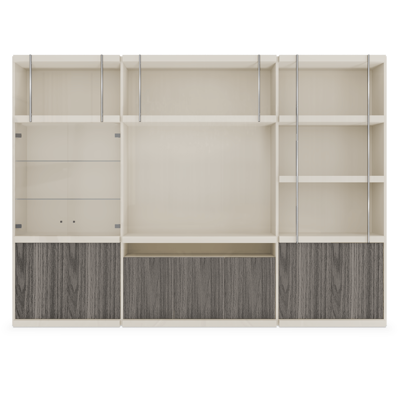 04/3400 TV Shelf