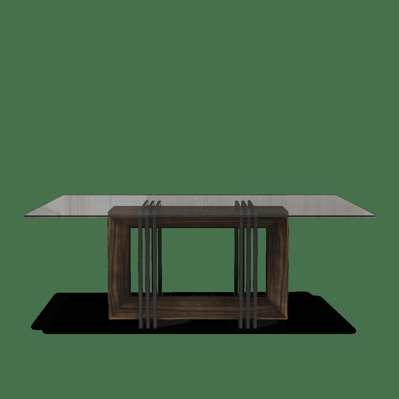 Mesa de jantar Holf 2100