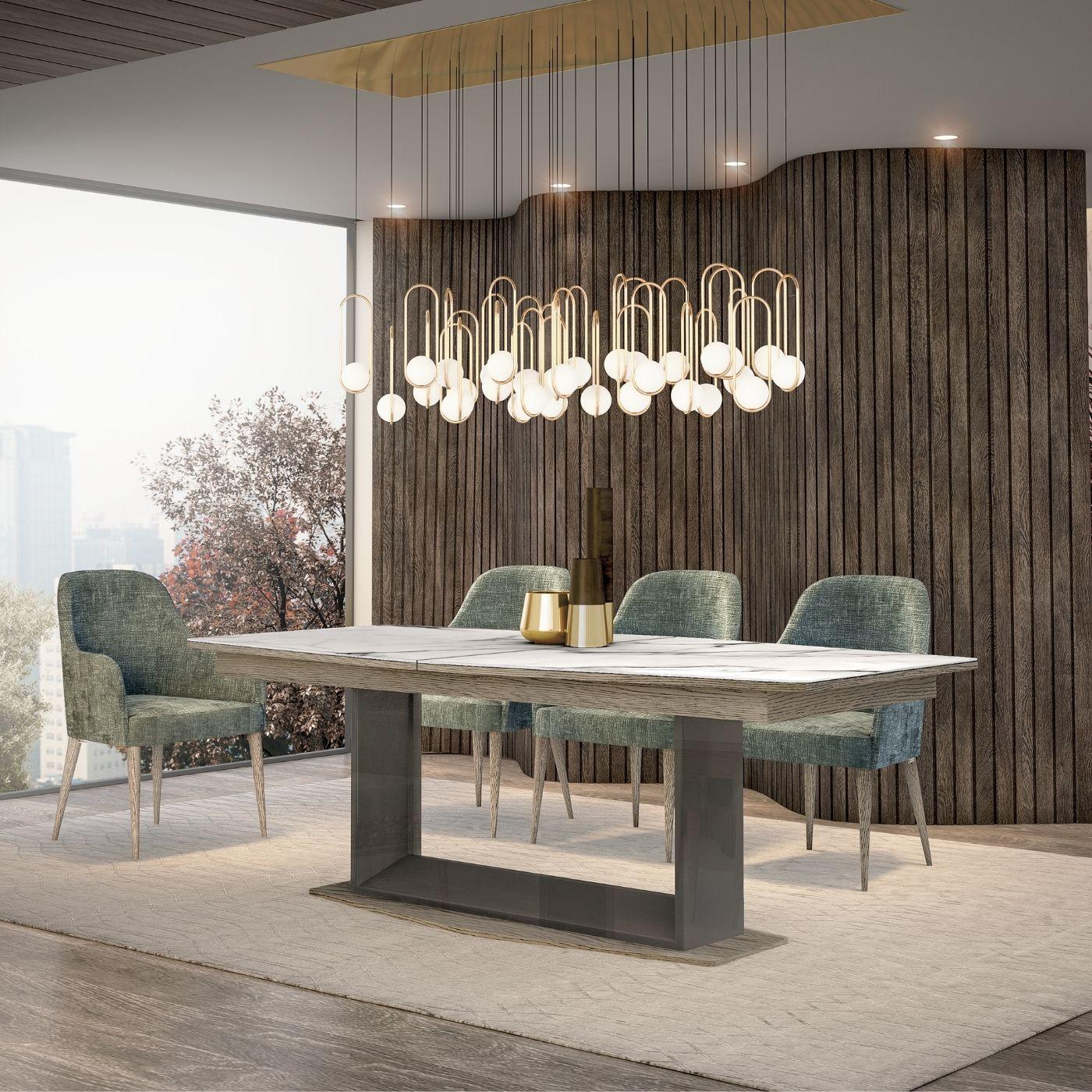 Mesa de jantar Lerc