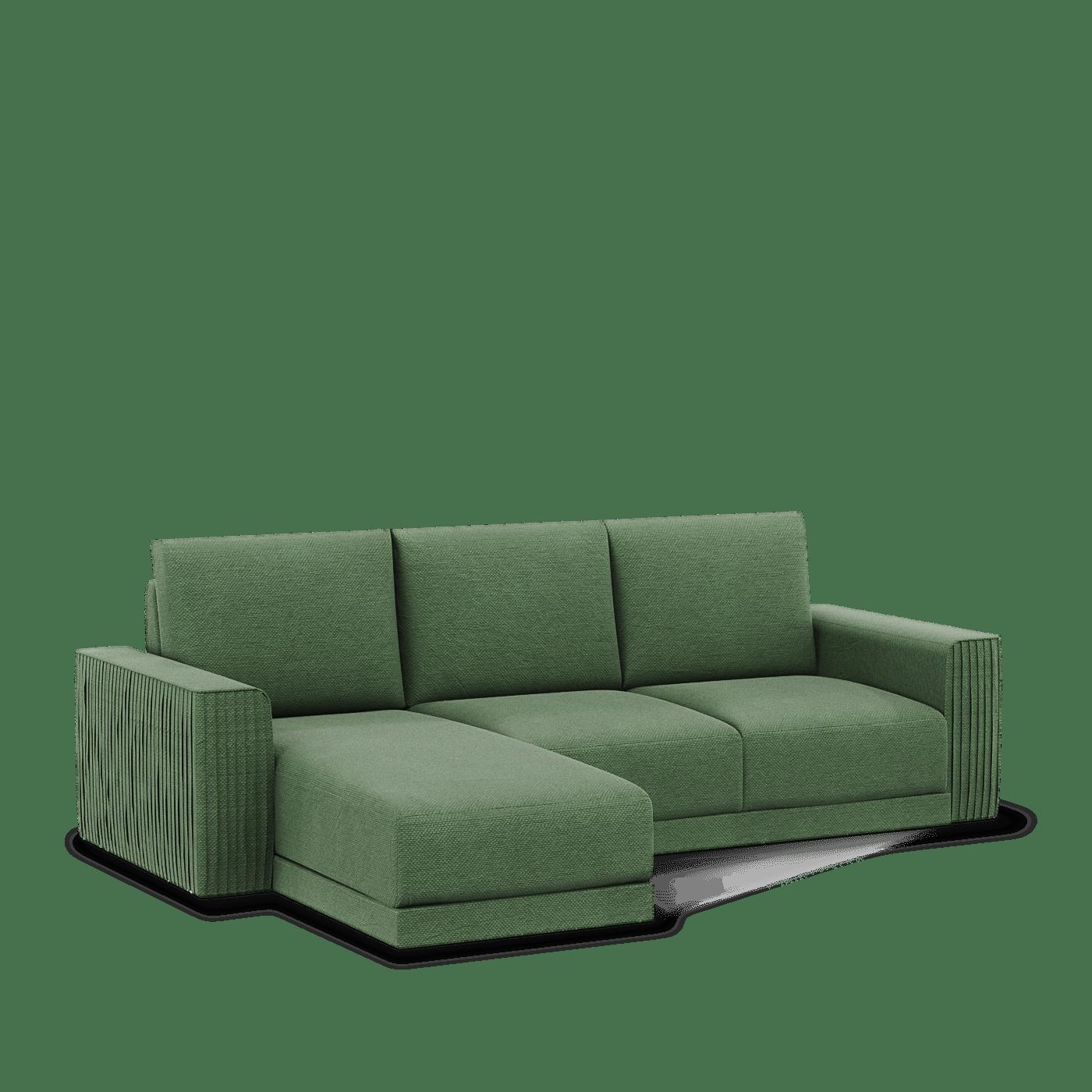 Holf 2 seater sofa + Chaise